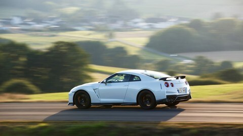 Nissan GT-R Track Edition, le foto