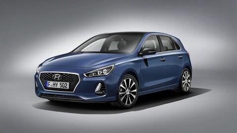 Hyundai i30 e le altre novità al Salone di Parigi
