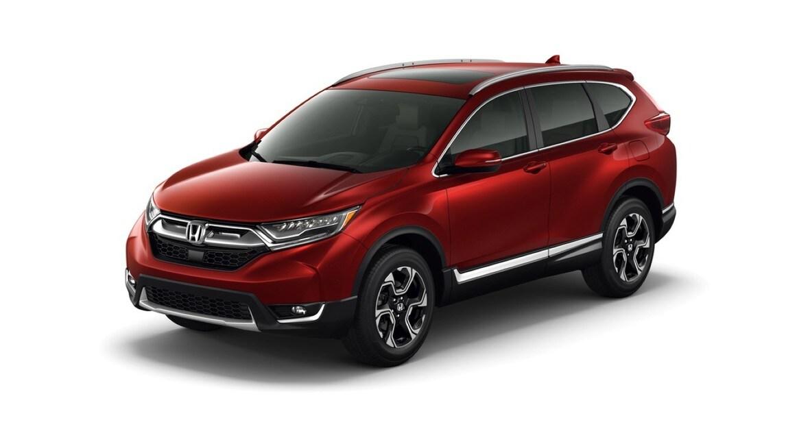 Nuova Honda CR-V, le foto