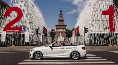 BMW DriveNow, il car sharing diventa di lusso