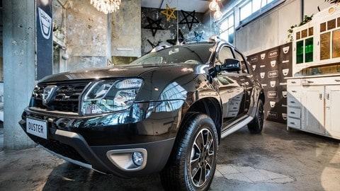 Dacia Duster Black Shadow: foto e prezzi