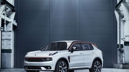 Lynk & Co 01, le foto del suv cinese curato da Volvo
