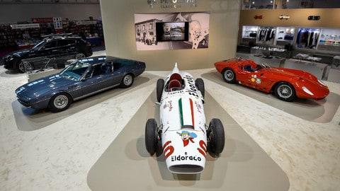 Maserati ad Auto e Moto d'Epoca di Padova: foto
