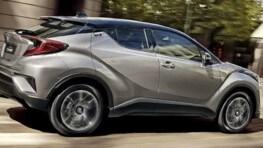 Toyota C-HR, il SUV per la città