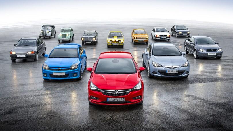 Opel Kadett, la madre della Astra compie 80 anni