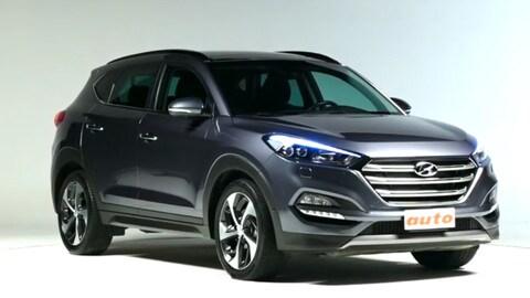 Hyundai Tucson, il nuovo (SUV) che avanza