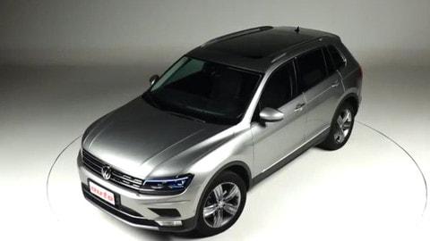 Volkswagen Tiguan, tecnologia da vera ammiraglia: la prova