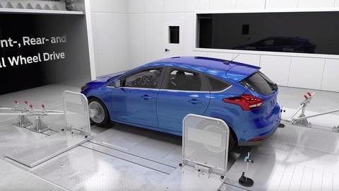 Ford, a Colonia il centro per i test in condizioni estreme