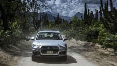 Audi Q5, nuova ma con misura: primo contatto