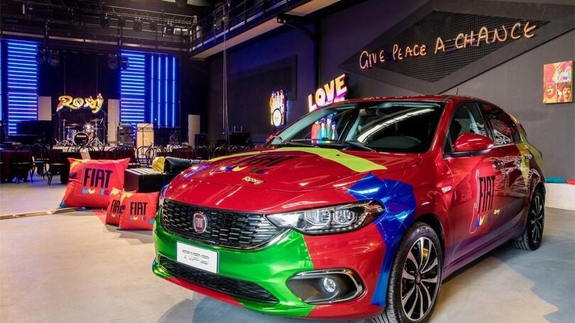 Fiat Music, il talent sbarca al Motor Show