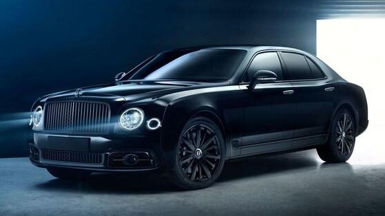 Bentley Mulsanne Speed Bamford, dal polso alla strada