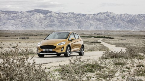 Ford Fiesta 2017: foto