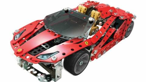 Ferrari 488 Spider e LaFerrari di Meccano