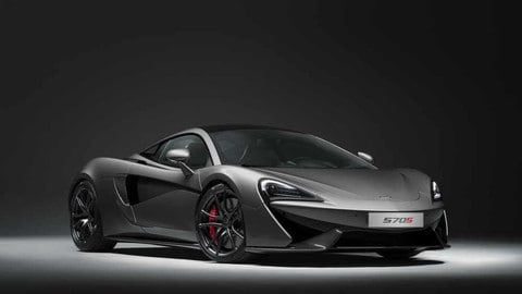McLaren 570S, ecco il Track Pack per la pista