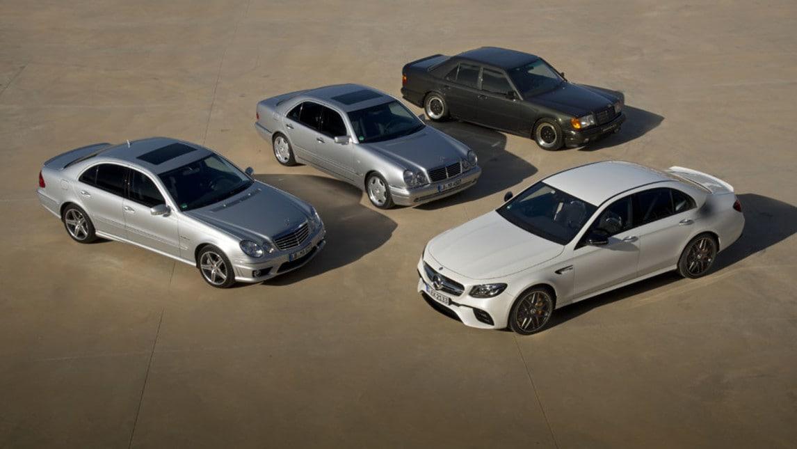 Mercedes-AMG E 63 4MATIC+ e E 63 S 4MATIC+