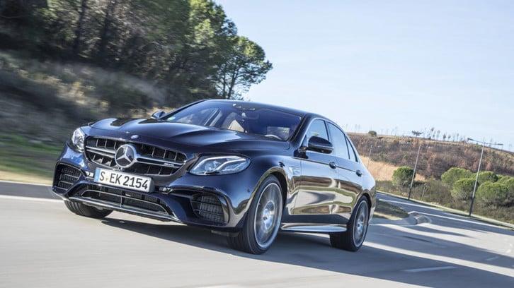 Nuova Mercedes-AMG E 63 S 4Matic+: primo contatto