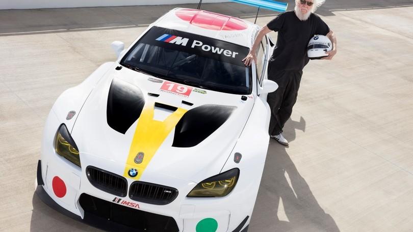 BMW Art Car, la M6 firmata Baldessari
