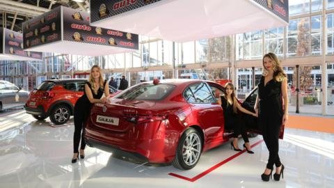 Auto dell'Anno 2017, le 7 finaliste al Motor Show
