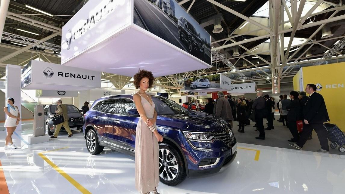 Renault top ten francese al Motor Show