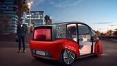 Rinspeed Oasis concept, l'auto con il giardino debutta a Las Vegas
