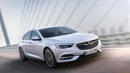 Opel Insignia Grand Sport: cresce lo spazio, diminuisce il peso