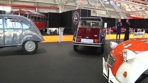 Citroen, al Motor Show la storia della 2CV