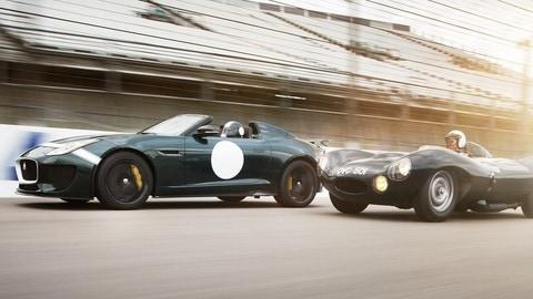Jaguar Project 7, estremo omaggio a Le Mans