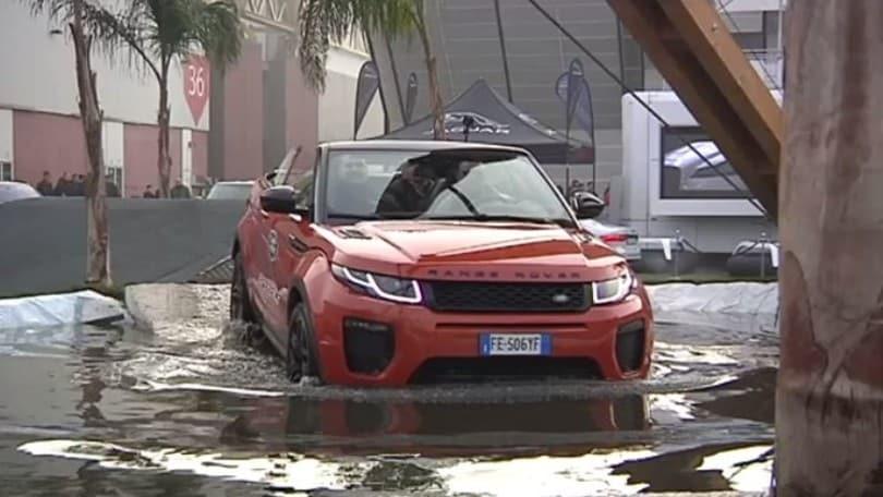 Jaguar e Land Rover, al Motor Show si guida british