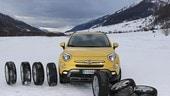 Comparativa pneumatici invernali, il test della verità