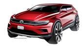 Volkswagen Tiguan Allspace, allunga il passo a Detroit