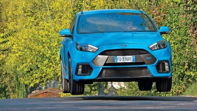 Ford Focus RS, salto in alto: la prova