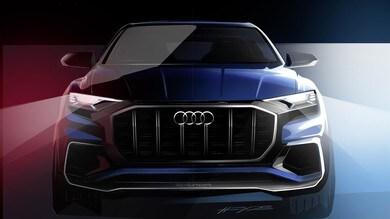 Audi Q8 Concept, a Detroit l'interpretazione sportiva di Q7