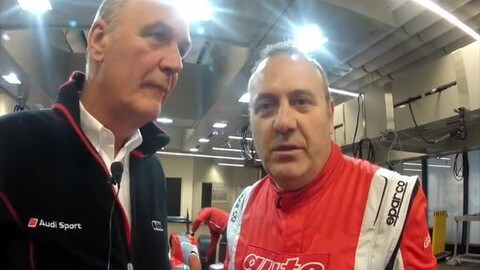 Intervista a Wolfgang Ullrich, team principal di Audi Sport