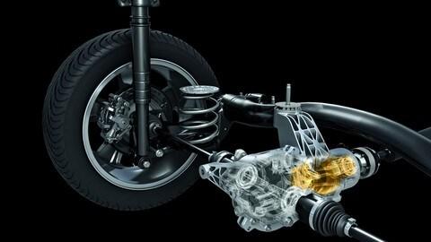 Opel Mokka X 4x4: foto