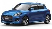 Suzuki Swift, presentata in Giappone la nuova generazione