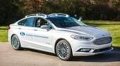 Ford, debutta al CES la nuova Fusion a guida autonoma