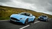 Aston Martin DB11 vs Bentley Continental GT Speed, derby inglese