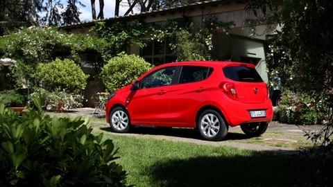 Opel Karl Gpl Tech: foto e prezzi