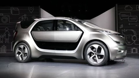 Chrysler Portal Concept, la monovolume elettrica FCA