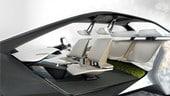 BMW i Inside Future, ecco l'abitacolo a ologrammi