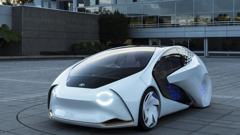 """Toyota Concept-i, intelligenza artificiale """"superiore"""""""