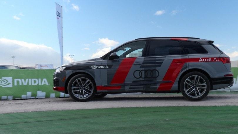 Audi al CES tra