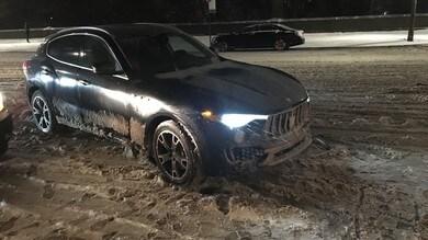 Maserati Levante, negli Stati Uniti si sente a casa