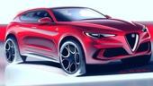 Alfa Romeo, il large SUV arriverà nel 2018