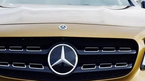 Mercedes GLA, il restyling per il 2017
