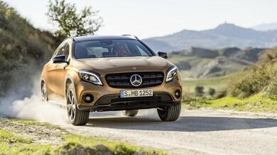 Mercedes GLA, restyling mirato per il Suv compatto