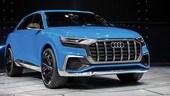 Audi Q8 Concept, inizia l'era dei maxi Suv coupé