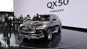 Salone di Detroit, Infiniti QX50 Concept