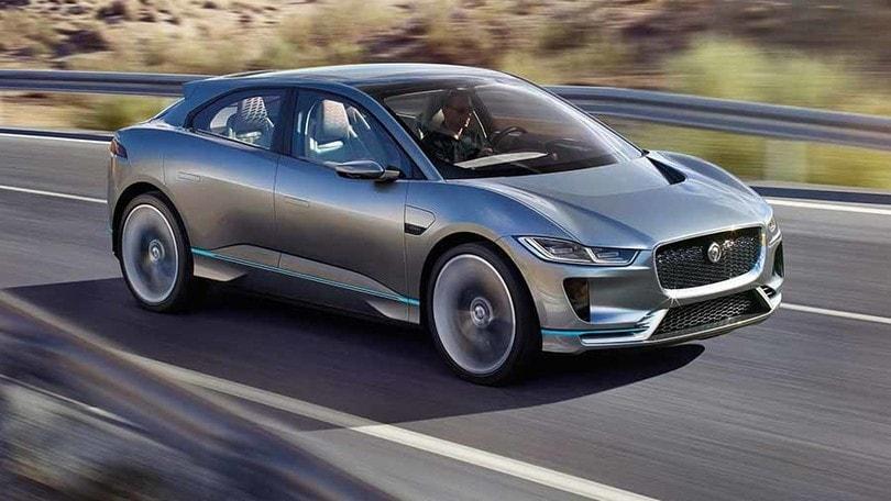 Jaguar Land Rover punta sulla connected car
