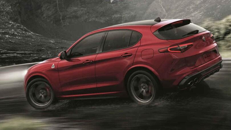 L'Alfa Romeo Stelvio farà da base alla nuova Grand Cherokee